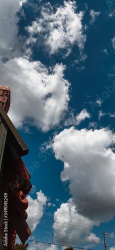 Fototapety, obrazy: Sky Above Us