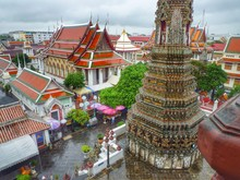Buddhist Temple Complex