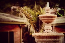 Stone Fountain Outdoors