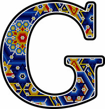 Initial Capital Letter G With ...