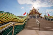 Background Of Wat Pa Charoen R...