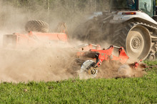 Agricultural Equipment Shreds ...