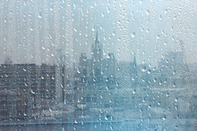 Landscape Rain Weather In Euro...