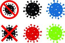 Prohibido Coronavirus, Coronav...