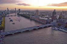 Sunset In London Where You Can...