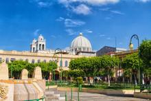 La Libertad Plaza In San Salva...