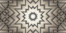 Geometric Pattern In The Orien...