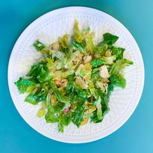 Romaine Salad With Chicken
