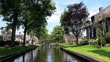 View Of Famous Typical Dutch V...