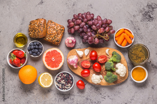 Photo Foods that could lower risk of cancer