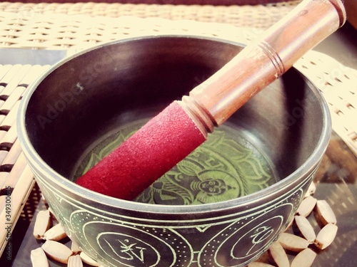 Photo Mortar And Pestle