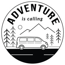 Adventure Is Calling. Road Tri...