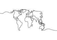 Continuous Single Line Style W...