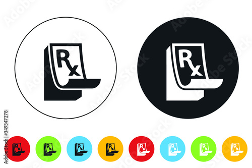 Photo rx  icon
