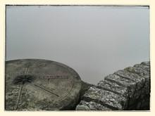 Mirador On A Foggy Day