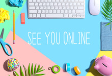 See You Online Theme With Offi...
