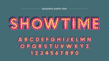Showtime Light Bulbs Effect Ty...