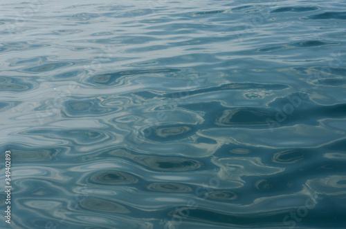 Photo Textura del mar en calma