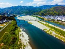 d:仁淀川