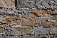 Background Of A Stone Wall Tex...