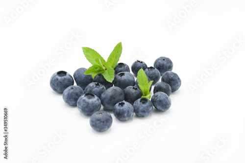 Fotografia mirtilli mirtillo benessere marmellata frutta dieta benessere natura