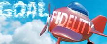 Fidelity Helps Achieve A Goal ...