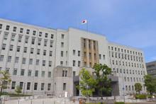 大阪府庁 / Osaka Prefectural Government Main Building (built In 1926) - Osaka, Japan