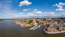 Dordrecht Netherlands, Skyline...