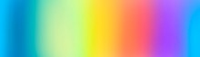 Rainbow Abstract Background. P...