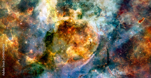 Fotografie, Obraz NASA Hubble. Elements of this image are furnished by NASA