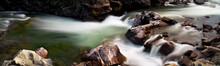 Stillwater River Rapids Panora...