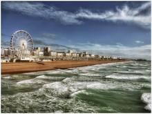 Brighton Pier At Seaside Again...