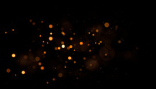Real Backlit Dust Particles Wi...