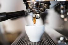 Close-up Of Espresso Maker