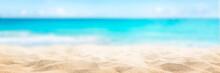 Sunny Tropical Beach, Summer H...
