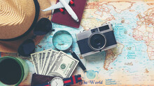 Traveler Accessories And Items...