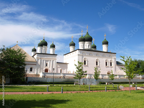 Photo Cathedral of the Trinity in Astrakhan