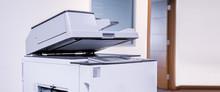 The Copier Or Network Printer ...