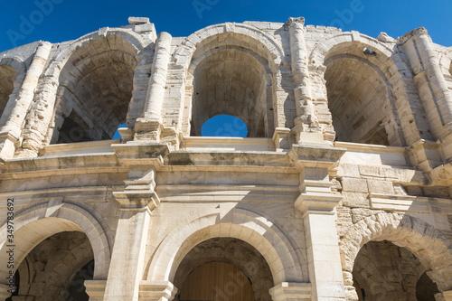 Arles arena Canvas Print
