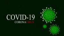 Vector COVID-19Coronavirus Wit...
