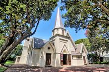 Old St. Paul's Church Or Cathe...