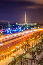 MOSCOW, RUSSIA – 8 JANUARY 2...