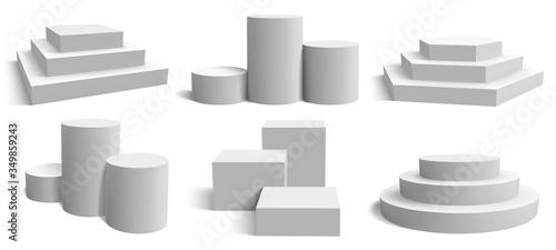 Photo Stage podium platforms