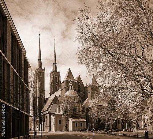 Fototapeta Wrocław