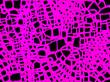 canvas print picture - Crocodile Seamless Pattern.