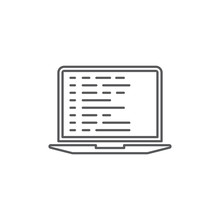 Computer Programming Vector Ic...