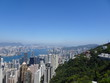 A collection of photos taken in Hong Kong. Including landscape images of skyscrapers, religious sites, skylines, and the surrounding area.