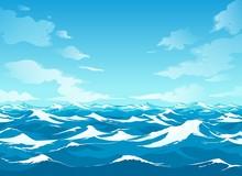 Ocean Surface Waterscape