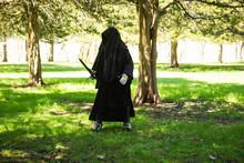 Dark Wraith With Sword And Gau...