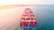 Container , Container Ship In ...